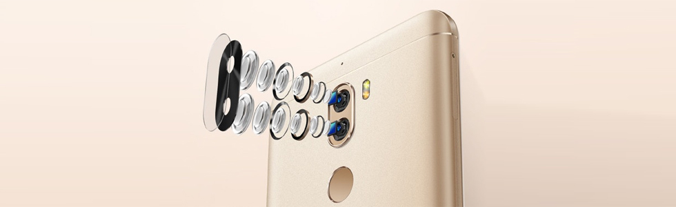 A new gaming phone with two rear cameras and a big battery - Coolpad Cool Play 6 is official