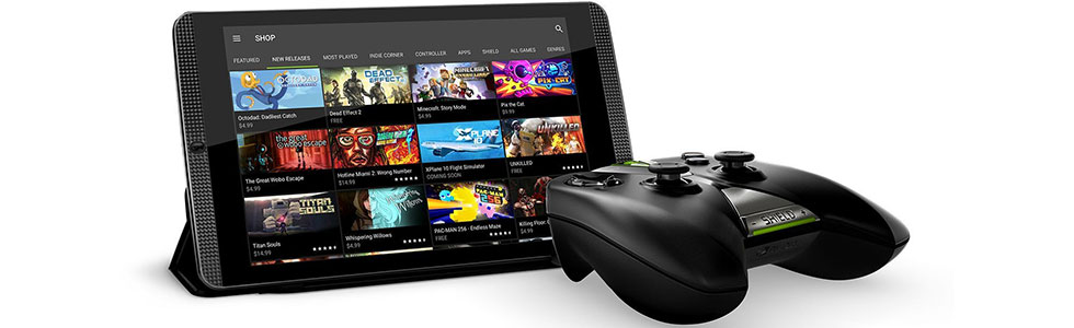 Nvidia outs the Shield Tablet K1