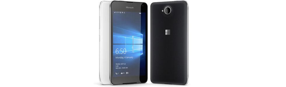 Microsoft announced the Lumia 650 and the Lumia 650 Dual SIM