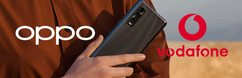 Oppo and Vodafone partner to bring Oppo products to European markets