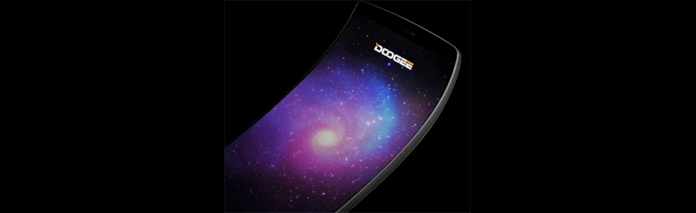 "Doogee Mix 3 will have a flexible 6"" FHD+ AMOLED display, four cameras, 8GB RAM and 128GB storage"