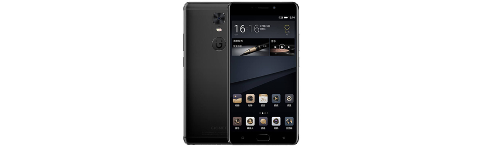 "Gionee M6S Plus is announced, sports a 6"" FHD AMOLED display and a 6020 mAh battery"