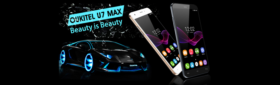 Oukitel U7 Max is official