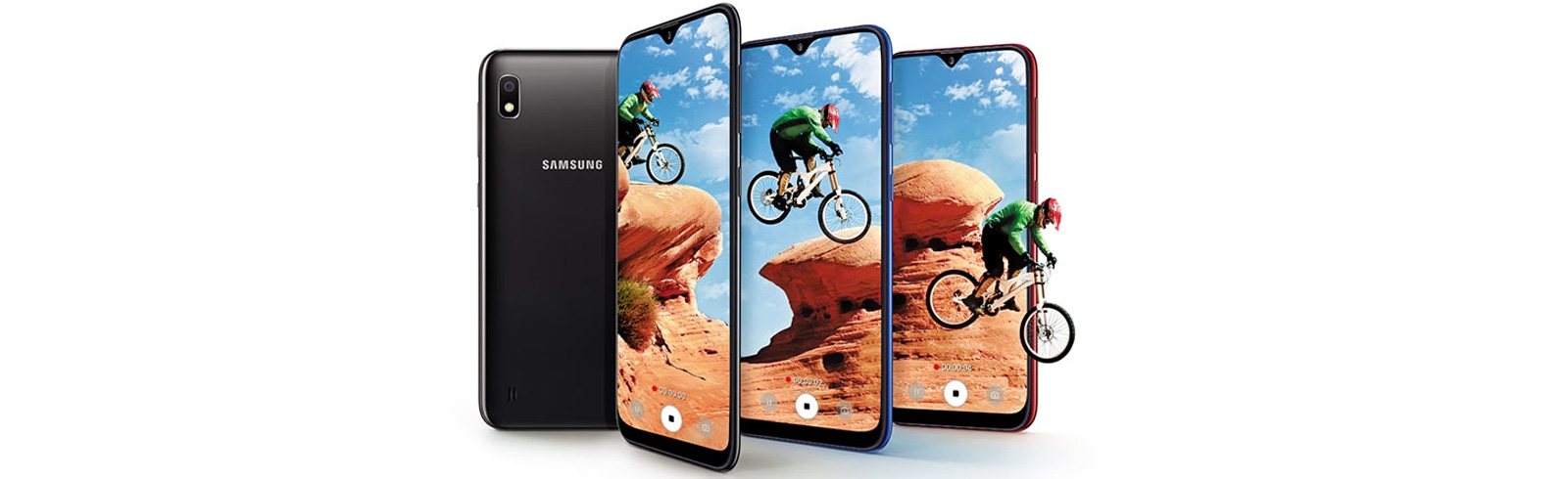 Samsung Galaxy A10 goes official in India powered by an Exynos 7884 chipset