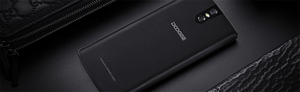 Doogee BL7000 announced, sports a 7060 mAh battery and two rear cameras