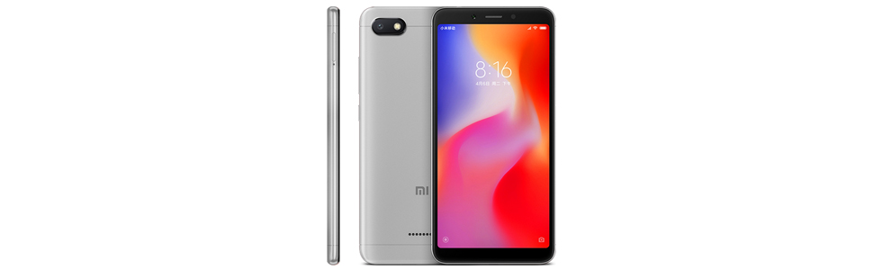 Xiaomi Redmi 6a announced together with the Redmi 6, debuts the Helio A22 chipset