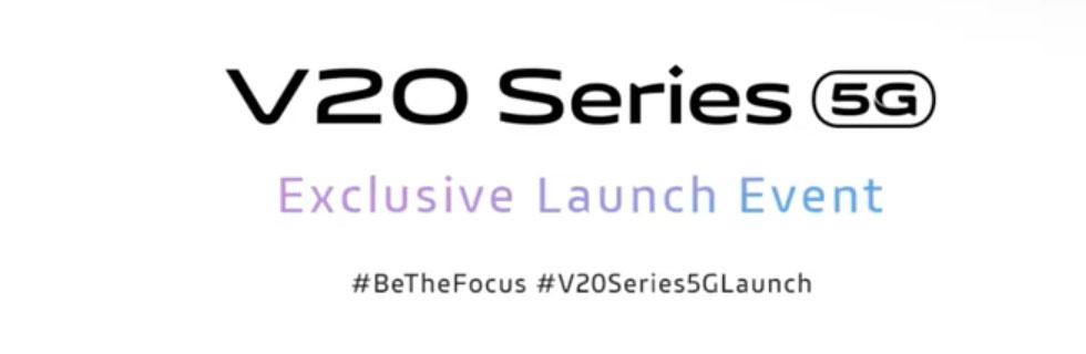 Vivo V20 and V20 Pro go official with 44MP selfie cameras with autofocus