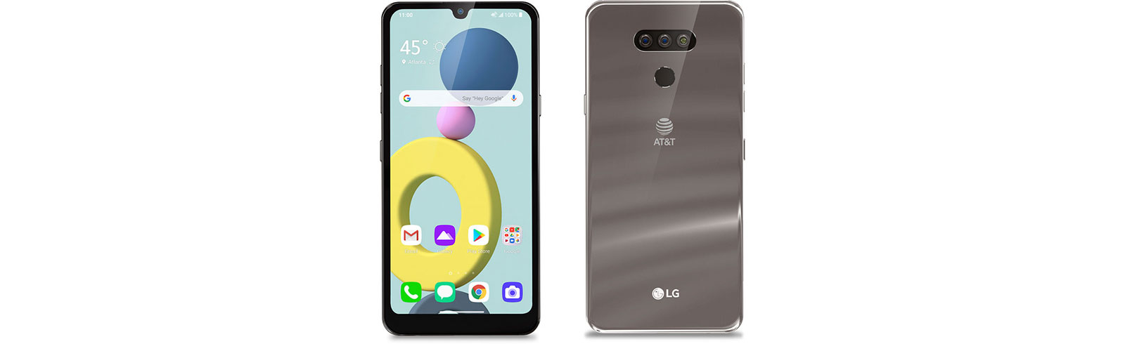 LG Xpress Plus 3 launched in the USA via AT&T